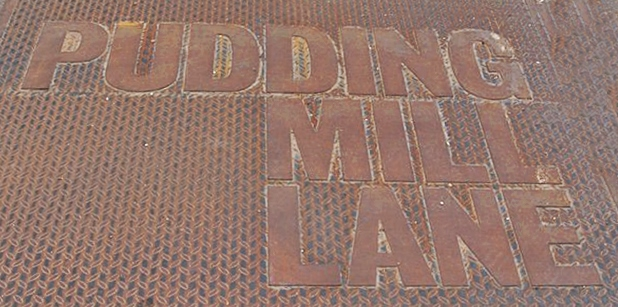 Pudding Mill Lane - London's Lost Rivers - The Pudding Mill River