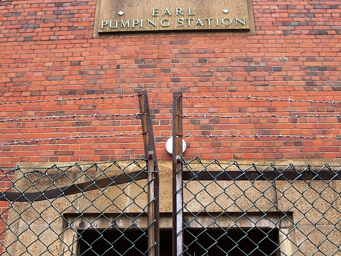 Earl Pumping Station - The Earl's Sluice became the Earl Main Sewer in 1820-23.