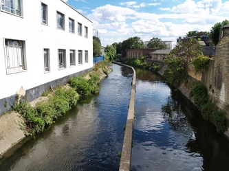 Wandle Modern river wandle s lost rivers book and walking tours by paul