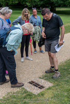 Exploring sewers and the lost rivers of London in Hyde park with Paul Talling